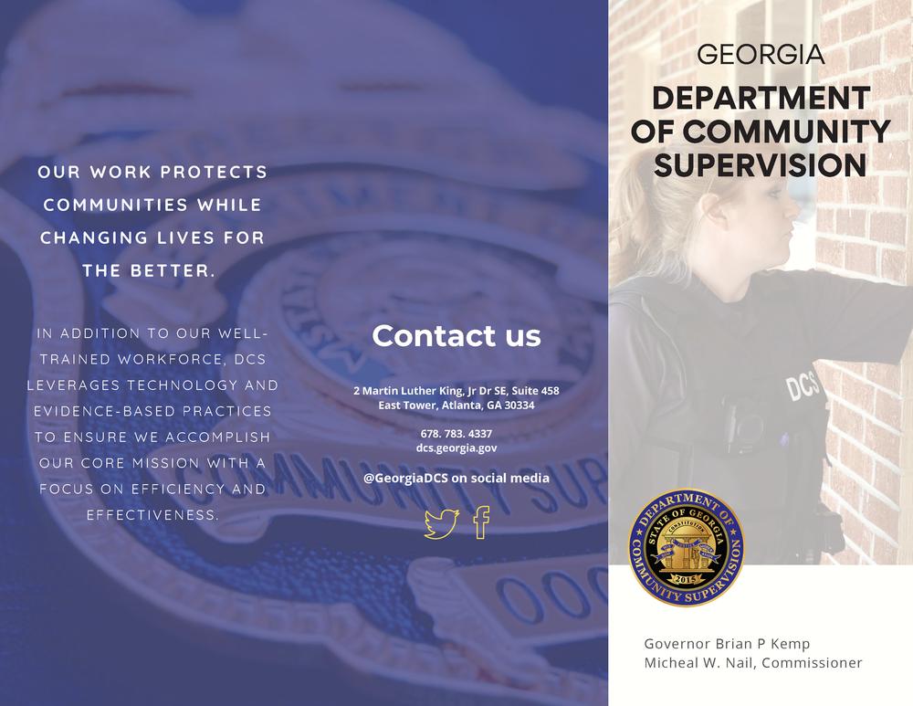 DCS Brochure Front