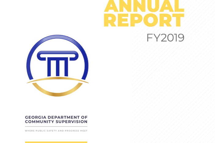 Annual Report Cover 2019
